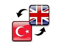 your english for my turkish