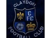 Claydon U18's
