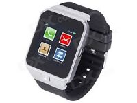 SMART WATCH WITH SIM CARD CAMERA FUNCTION, COMPATIBLE WITH I PHONE AND ANDROID