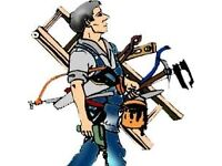 HANDYMAN-Property Maintenance & Joinery Services