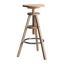 ****Pair of Ikea Ringo wooden Stools****