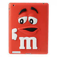 "M&M IPAD MINI CASE ""NEW"" $5"