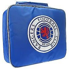Rangers FC Lunch Bag / Lunch Box / Travel Bag / Shaving Bag - RRP £12.99