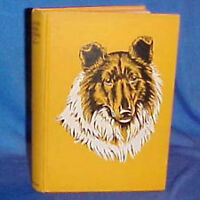 "Hardcover Book ""Lassie Come Home"" by Eric Knight"