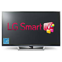"LG 50"" 1080p 120Hz LED Smart TV (50LB6100)"