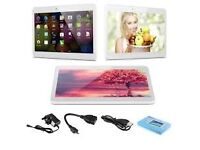 """Excelvan 10.1"""" HD Dual SIM(2 Sims) Android 1GB/8GB Dual Core 3G Bluetooth Tablet PC UK D"""