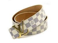mens designer belts £15 and wallets £5