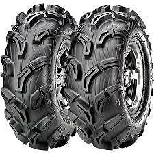 Maxxis Zilla ATV tires Peterborough Peterborough Area image 1