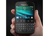 Blackberry 9720 Touchscreen Mobile Smartphone Black