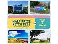 HALF PRICE SITE FEES STATIC CARAVAN AND LODGES FOR SALE AT CRESSWELL TOWERS NORTHUMBERLAND MORPETH