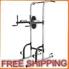 NEW  Weider 200 Upper and lower Body Strength Training Power Tower NEW