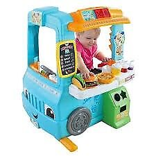 BNIB Unopened Fisher-Price Laugh and Learn Serving Up