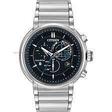 Citizen Mens Eco-Drive Proximity Smartwatch bz1000-54e