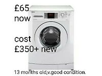Beko 7kg 1600 spin excellent, the best ive had yet but moving...