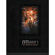 Official Souvenir Program for Episode I, The Phantom Menace Windsor Region Ontario image 1