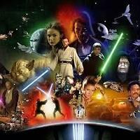 Star Wars Jedi Training Party (simple fundraiser)