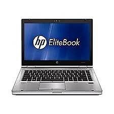 PROFESSIONALLY REFURBISHED HP8460 LAPTOP 6GB RAM 500GB HDD INTEL i5 2.60GHZ OFFICE 6 MTH WARRANTY