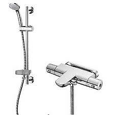 IDEAL STANDARD BATH/SHOWER/MIXER COMPLETE WITH SLIDING RAIL
