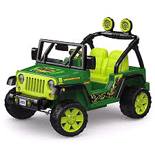 Wanted power wheels. Any style.