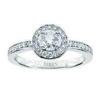 REDUCED BEAUTIFUL BIRKS DIAMOND RING