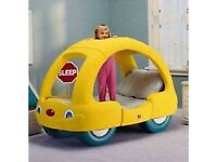 little tikes childrens play bed toy kids car bus