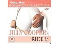 Riders DVD Promo The Daily Mail Jilly Cooper Romance Collection