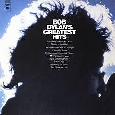 Bob Dylan-Greatest Hits cd