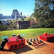 Nathan Ferguson Physique - Outdoor Mobile Personal Training Alexandria Inner Sydney Preview
