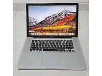 Macbook Pro 15 inch 2012 model . i7 - 16 GB - 1000 GB HDD
