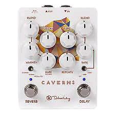 Super pedal reverb et delay cavern 2 a vendre 175$
