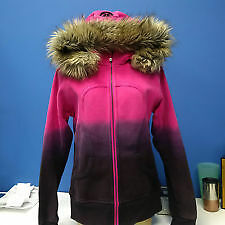 Lululemon Special Edition Pink Purple Scuba Sweater