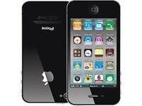 APPLE I PHONE 4S 8GB UNLOCKED
