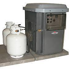 Briggs and Stratton 12.5 KVA Natural or LPG Standby Generators Langwarrin Frankston Area Preview