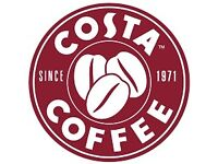 Part Time Barista position available- Costa Coffee- West Street- Chichester