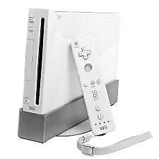 NINTENDO WII CONSOLE COMPLETE