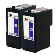 Lexmark Ink Cartridge 32 33