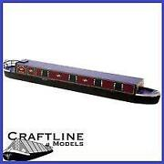 Model Narrowboat