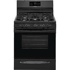 Frigidaire FFGF3054TB 30'' Gas Black Range  on Sale(BD-2269)