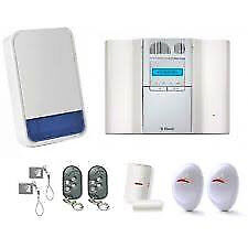 Visonic Powermax Complete Wireless Alarm System. Supplied and Installed £475.00