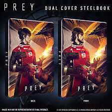 Prey Ps4 with Stealbook both sealed