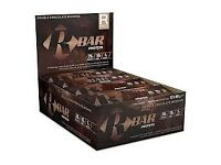 R Bar protein bar by Reflex Nutrition - 4 unopened boxes, expiry Nov 18 / Feb 19