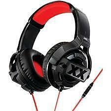 NEW FACTORIE SEAL XX by JVC Headphones DJ-style XTREME XP Deliver Hard-Hitting Bass, Aggressive Styling and Durability