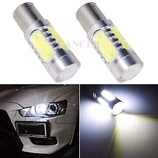Mitsubishi Lancer led daytime running lights