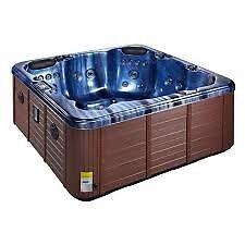 The miami refresh hot tub Spa whirlpool bath balboa