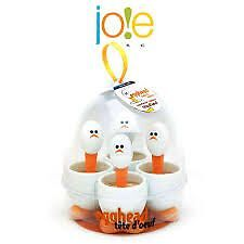 Egg head set from Joie / Oeuf