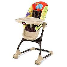 Wtb luv u zoo high chair Ipswich Ipswich City Preview