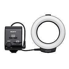 Sony HVL-RLAM Macro Ring Light