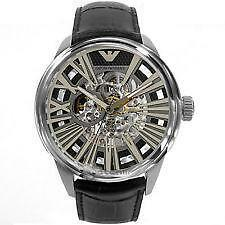 b9506554e99b Emporio Armani Watch Men Meccanico