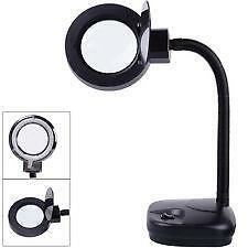 magnifying lamp ebay. Black Bedroom Furniture Sets. Home Design Ideas