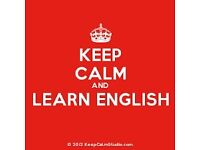 English teacher / tutor for private lessons and tuition (Private Tutor)